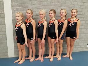 junior D springwedstrijden